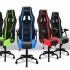 Corsair T2, buena silla gaming sin colores estridentes