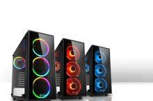 Nueva torre Sharkoon TG4 de estilo gaming
