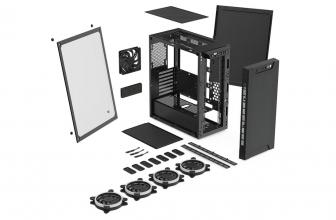 SilentiumPC Armis AR6, gama de atractivos chasis gaming E-ATX