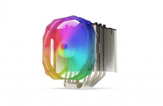 SilentiumPC Fortis 3 EVO ARGB, un cooler de alto rendimiento