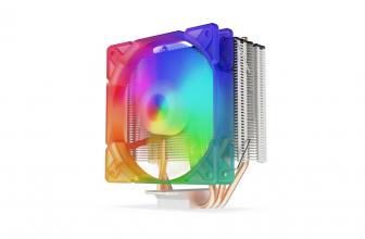SilentiumPC Spartan 4 MAX EVO ARGB, para animar el interior del PC
