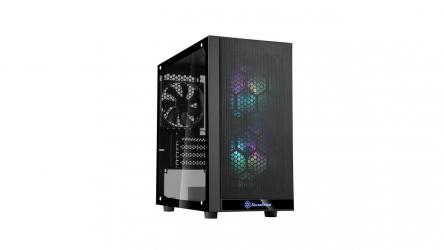 SilverStone Precision PS15 PRO, caja compacta y buena refrigeración