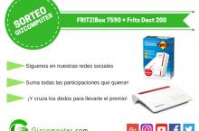 SORTEO: FRITZ!Box 7590 + Fritz Dect 200 [FINALIZADO]