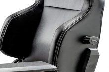 Sparco 00975NRNR, silla gaming con diseño de asiento de coche