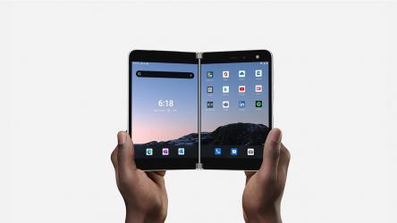 Surface Duo, el nuevo dispositivo móvil de Microsoft