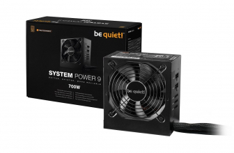 be Quiet! System Power 9 CM, fuentes semimodulares 80 Plus Bronze