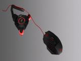 Tacens Mars Gaming MMS2, una estación para ratón con un HUB USB de 4 puertos