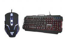 Tempest TGC2000, un combo de teclado y ratón gaming muy asequible