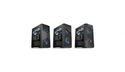 Thermaltake Commander G Series, tres nuevas torres de diseño gaming