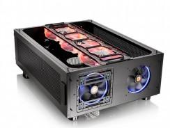 Thermaltake Core P200, un pedestal de ventilación profesional