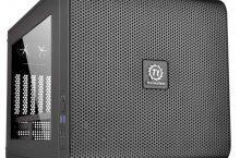 Thermaltake Core V21, un micro chasis para diseñar un pequeño PC al gusto