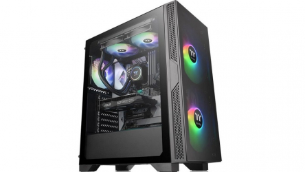 Thermaltake Versa T25 TG, interesante caja para PC gaming