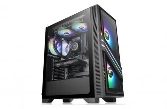 Thermaltake Versa T35, nueva caja gaming espectacular