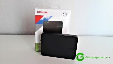 Toshiba Canvio Basics 2 TB, probamos este disco duro externo