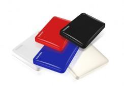 Toshiba Canvio Connect II, un surtido de color y capacidad para salvar tus archivos
