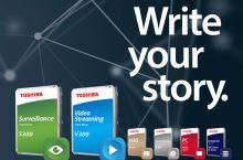Nuevos discos duros de Toshiba S300 y V300