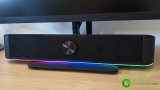 Trust GXT 619 Thorne, barra compacta, económica y con iluminación RGB