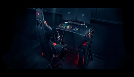 Trust GXT 711 Dominus, mesa exclusiva para gamers