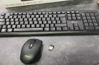 Trust Ody: Probamos el pack de teclado y ratón silencioso (y barato)