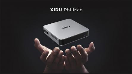 XIDU PhilMac, un mini PC con diseño moderno y precio accesible