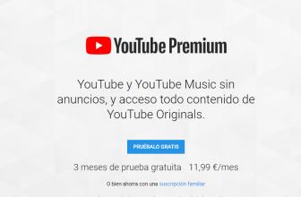 YouTube Music y YouTube Premium lanzados oficialmente en España