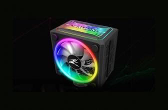 Zalman CNPS16X, el atractivo RGB en la refrigeración de la CPU