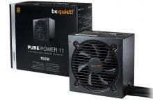 Nueva familia de fuentes de alimentación Pure Power 11 de be Quiet!