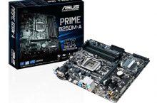 Asus Prime B250M-A, una apuesta por la durabilidad y la calidad