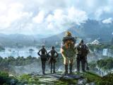 Crossover de Monster Hunter World y Final Fantasy XIV