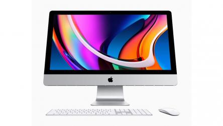 iMac de 27 pulgadas, Apple actualiza uno de sus buques insignia