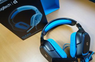 Logitech G430, unos auriculares económicos y de calidad