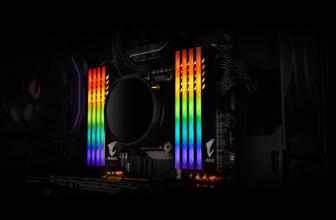 Nuevo kit de memorias Aorus RGB de Gigabyte