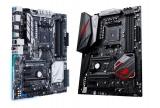 ASUS AM4 para procesadores AMD Ryzen, nuevas series de placas base