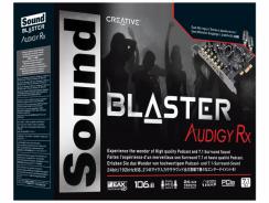 Creative Sound Blaster Audigy RX, grabación de baja latencia y doble entrada de micrófono