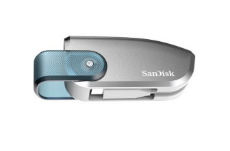 #CES2019: SanDisk presenta un pendrive de 4 TB